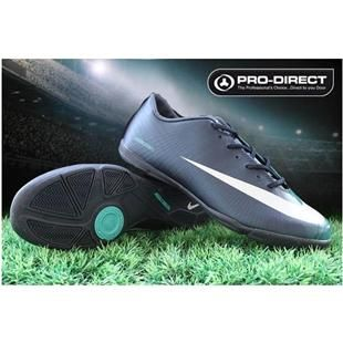 d2d31f72b26e Mens Nike Mercurial Vapor Superfly II Victory IC Indoor Football Shoes In  White Black