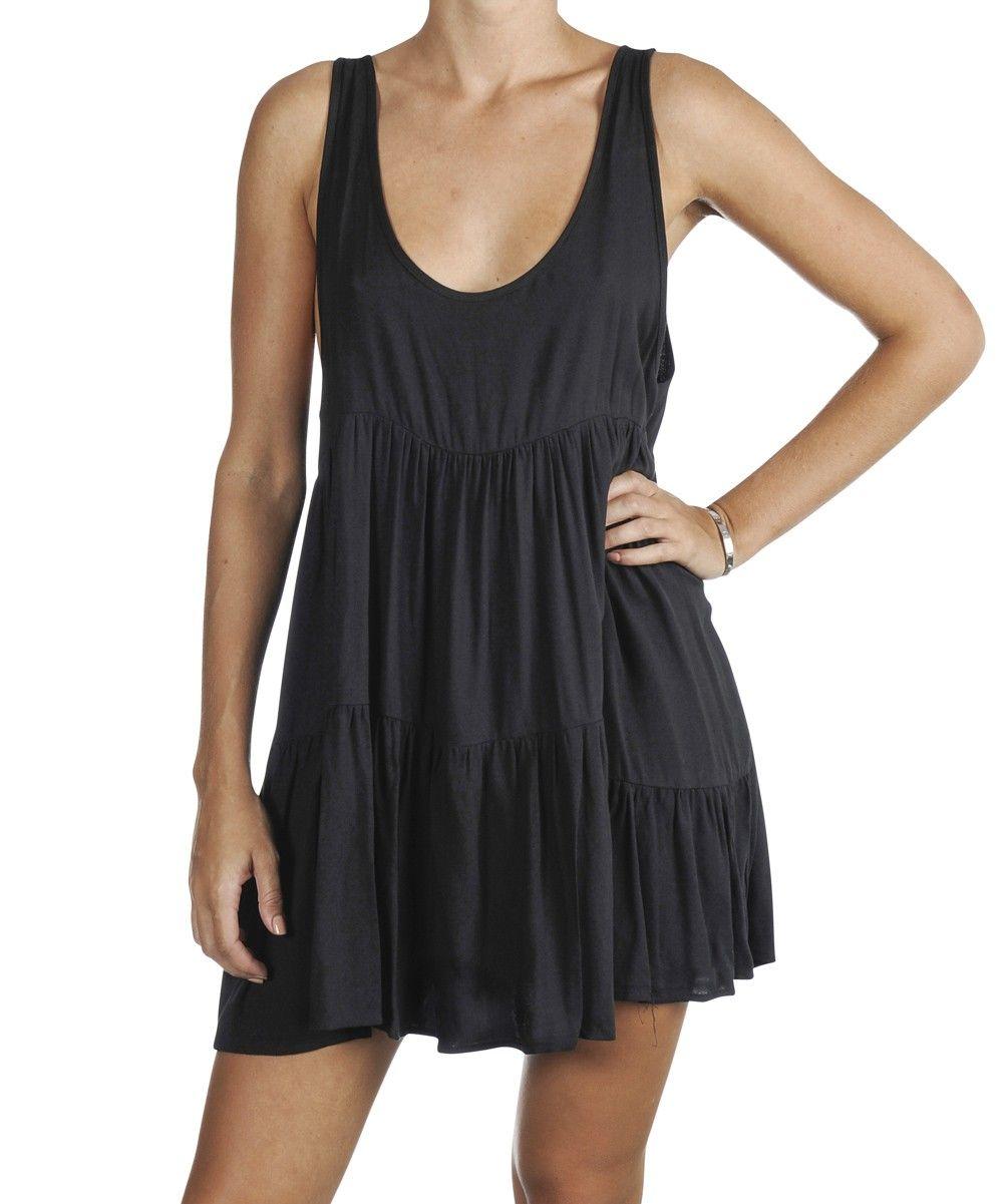 03f16560f7 14141 BLACK DINKY DRESS-01 Day Dresses