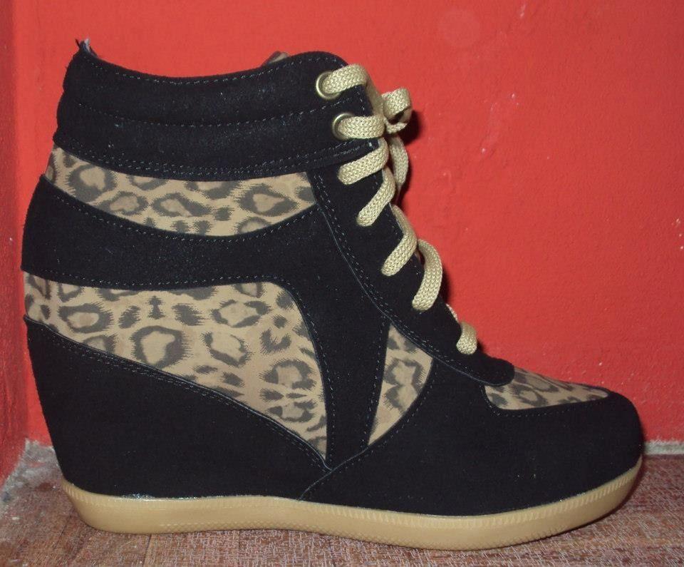 edaff7fc05a25 zapatilla con taco interno Zapatillas De 15 Años