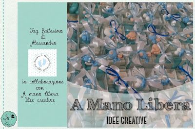 _Ellemme Creations: Delle dolcissime bomboniere per Alessandro!