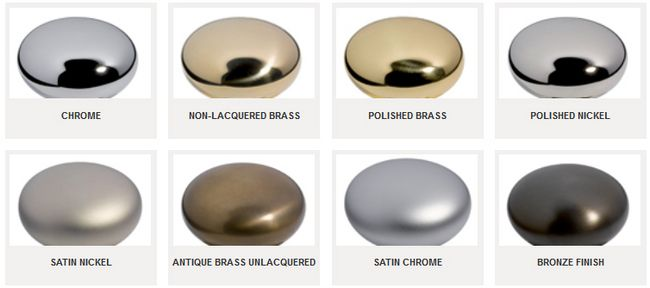 Image Result For Chrome Vs Nickel Metal Finishes In 2019