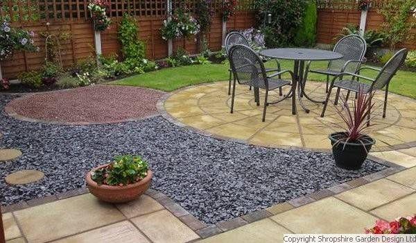 low maintenance front garden design uk google search