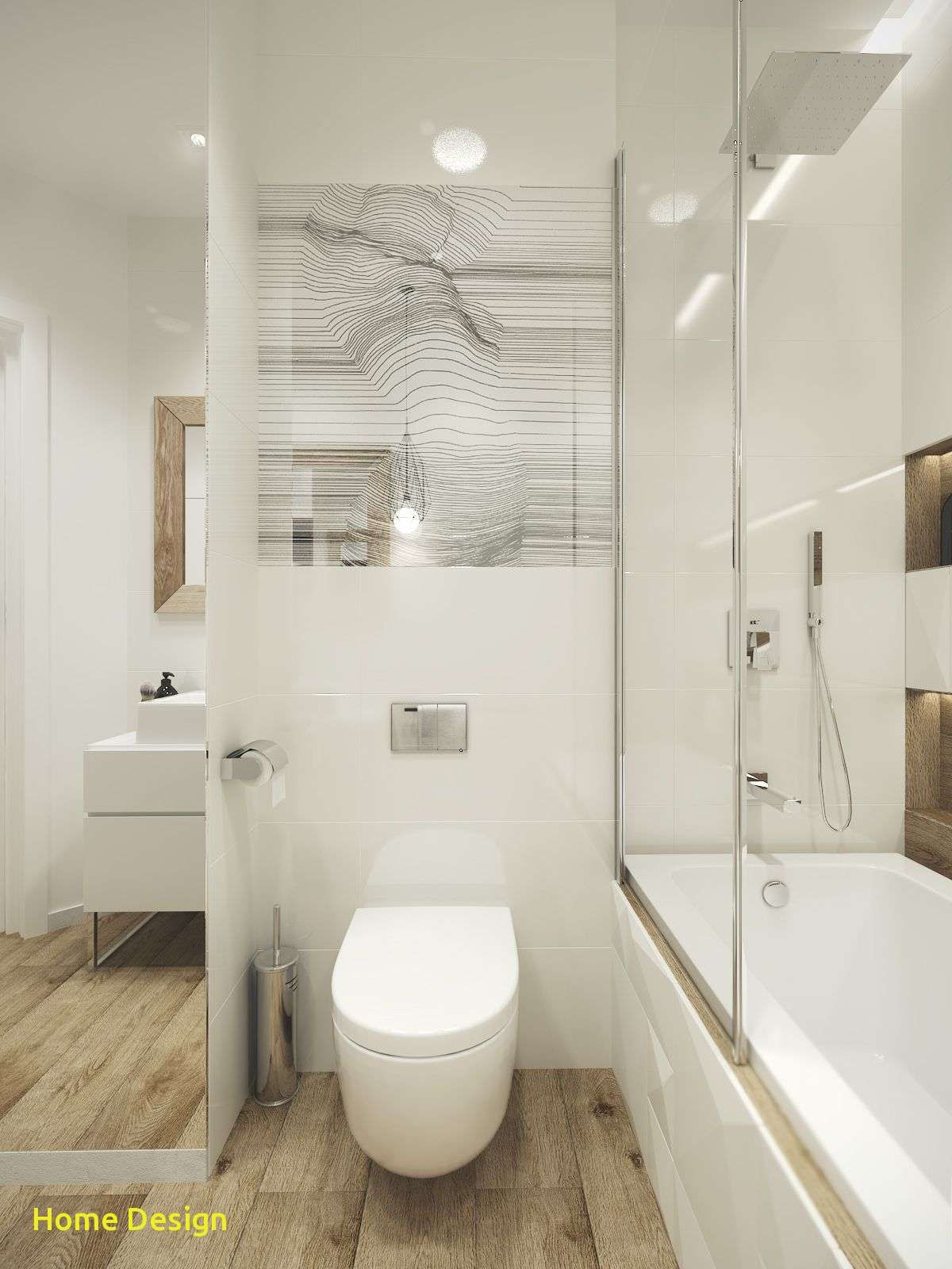 Cosy Elegant And Functional Bathroom Which Is Only 4 5m2