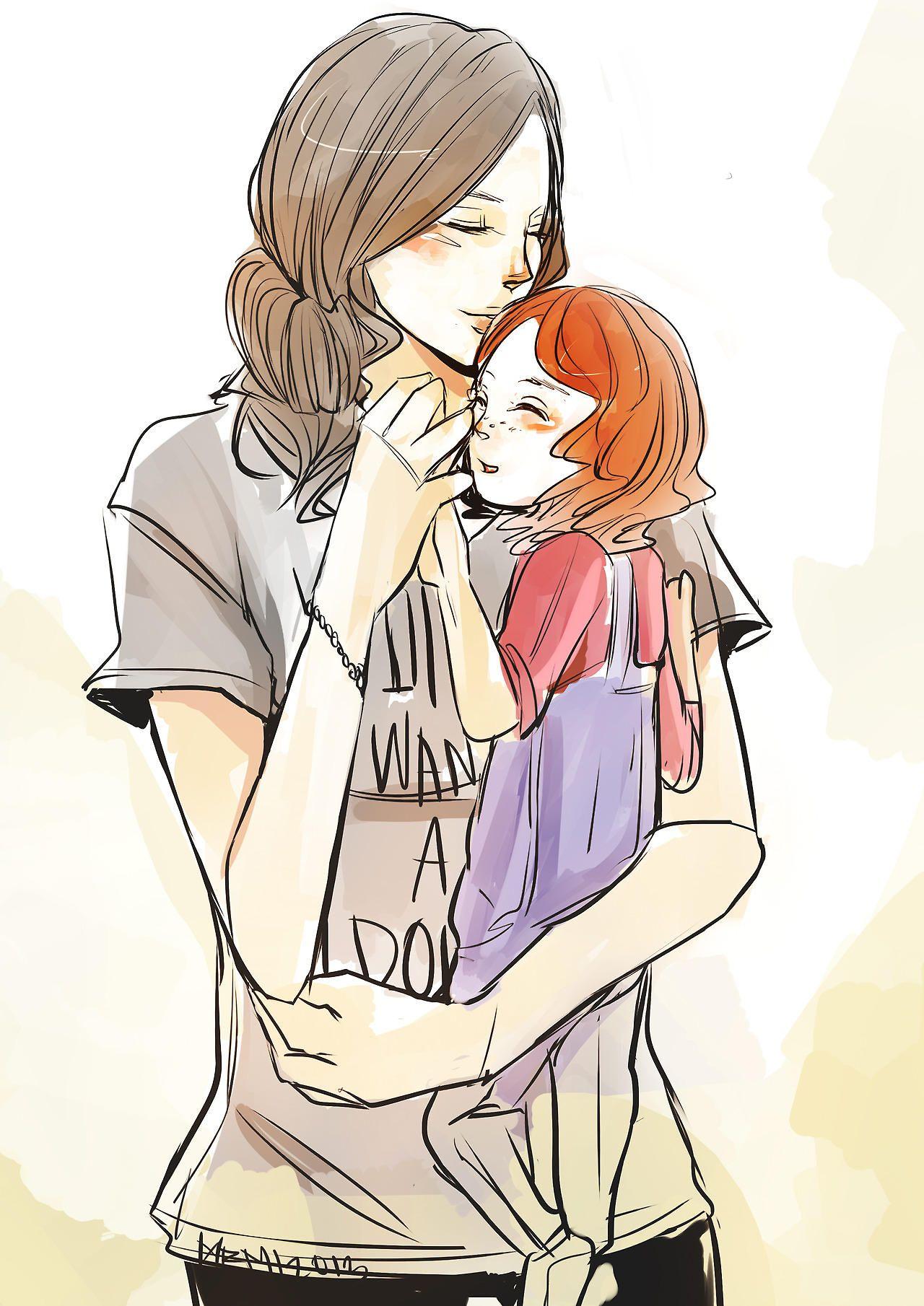 Tessa and Clary