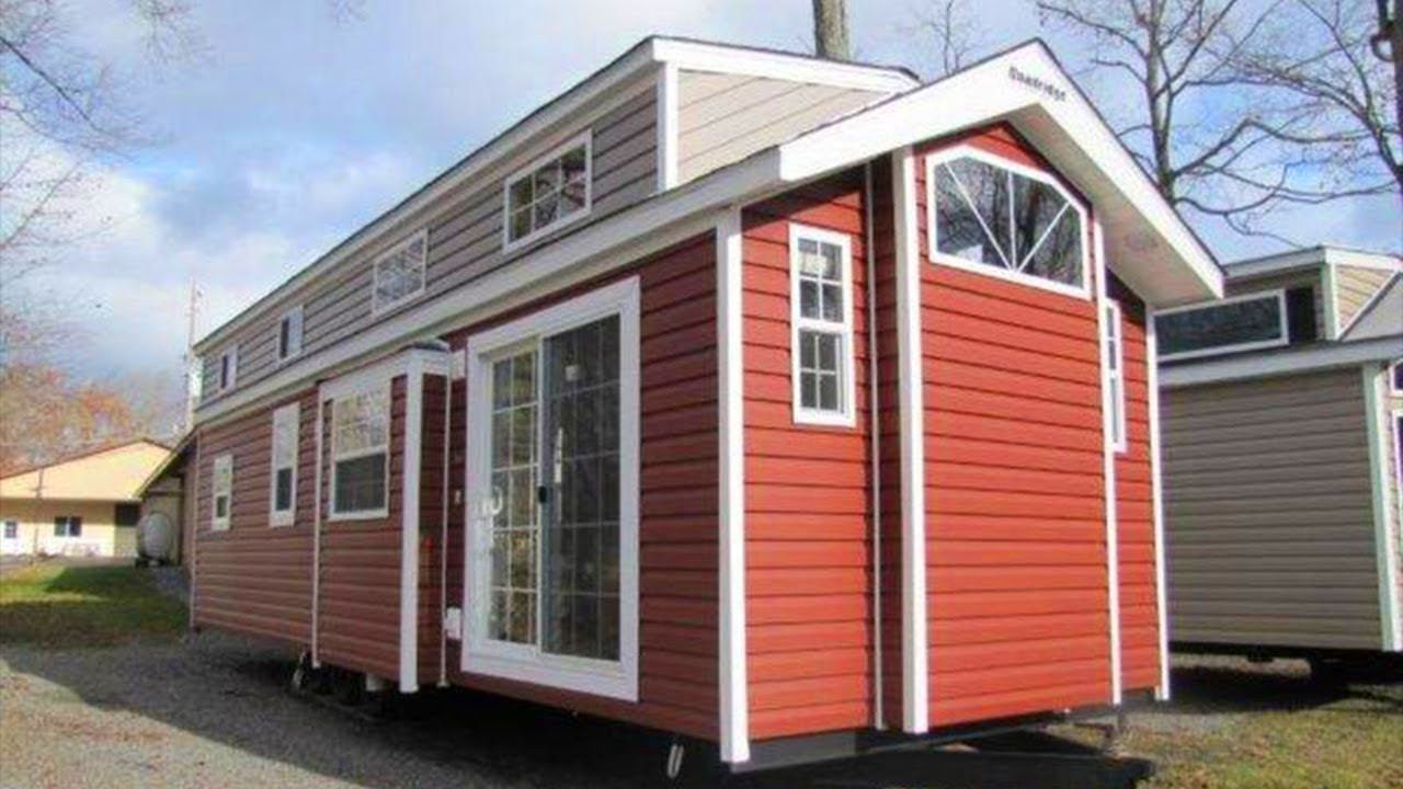 Gorgeous Athens Park Model RV 509 1 Bedrooms And Bathrooms