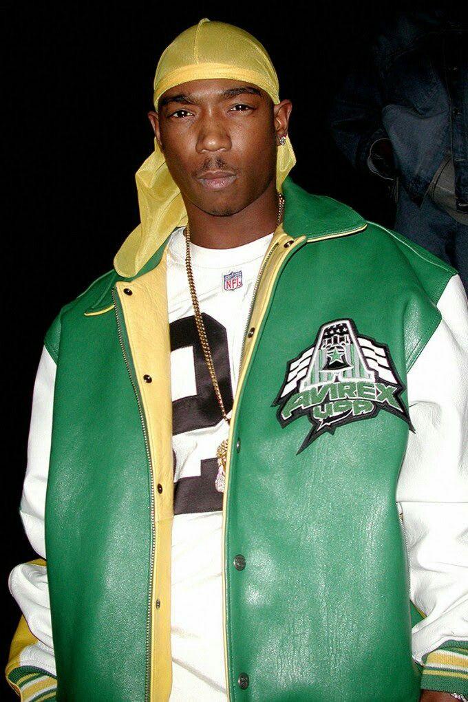 Ja Rule (With images) 90s hip hop fashion, Hip hop
