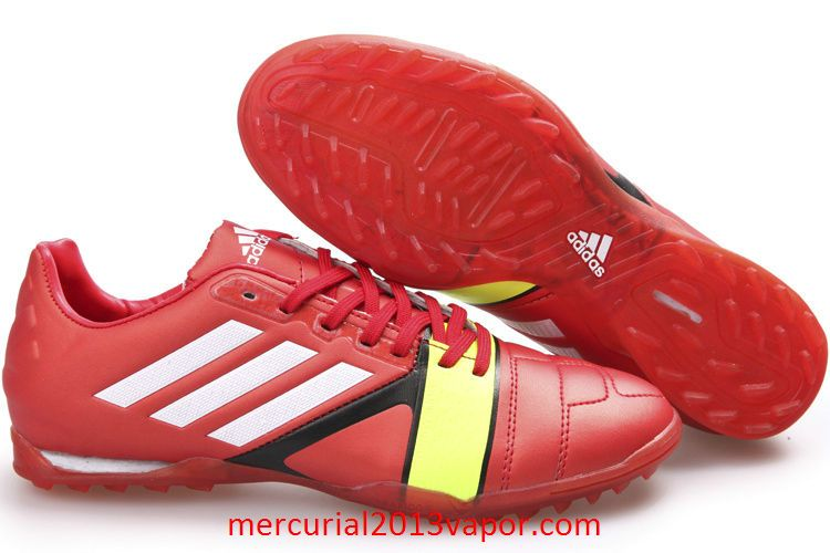 Football boots · Adidas Nitrocharge 1.0 TRX TF Soccer Cleats Red White Green