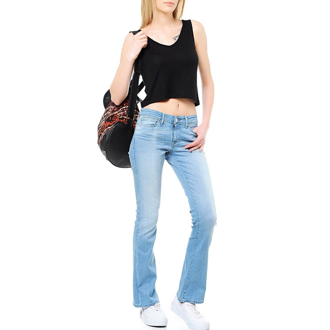 Levis Bayan Jean Pantolon Demi Curve 1 Levis Pantolon Jean