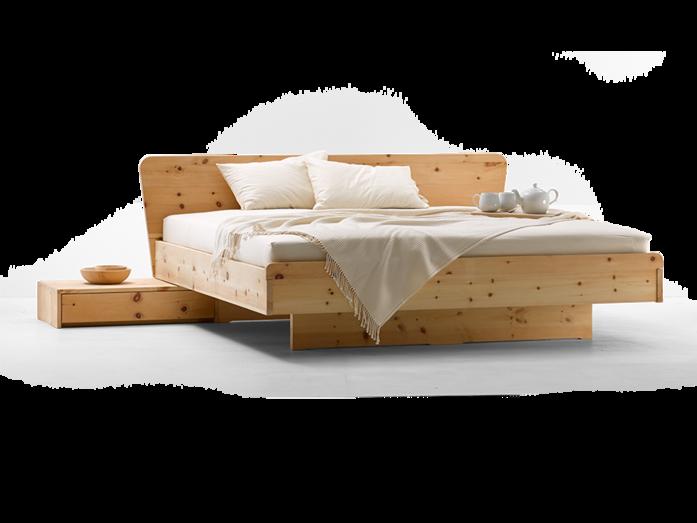 bett ala 180x200cm h he 86 cm zirbe gr ne erde living pinterest gr ne erde erde und bett. Black Bedroom Furniture Sets. Home Design Ideas