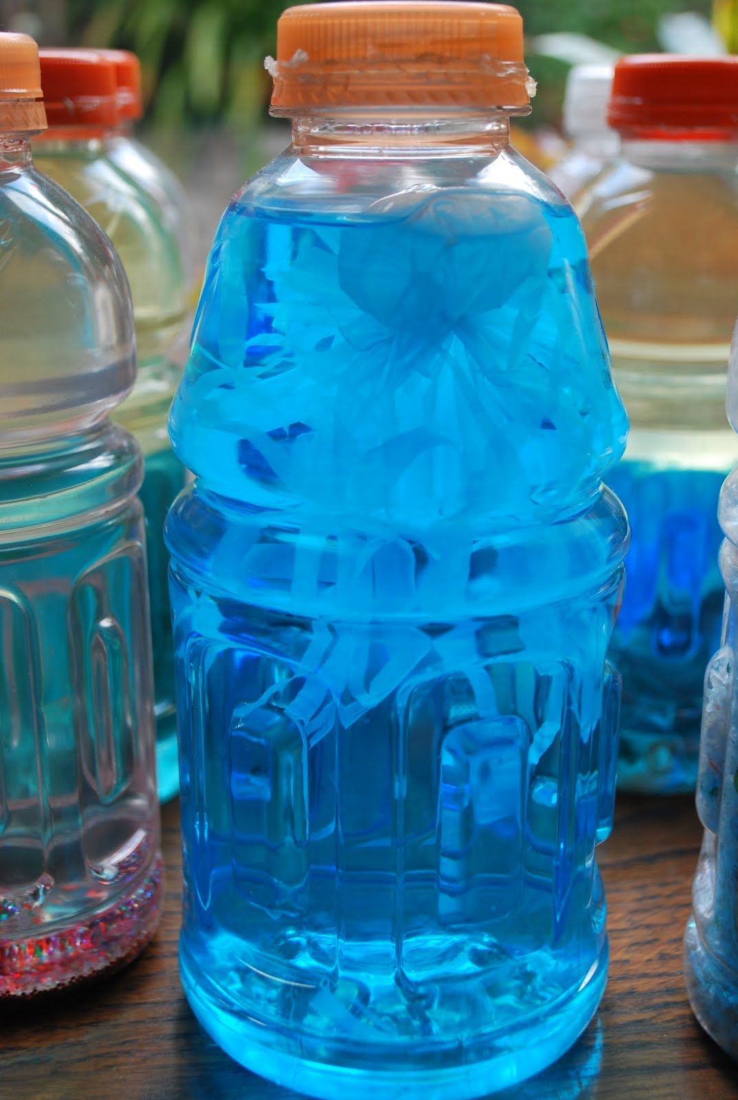 Jelly Fish Bottle How To Make Science Discovery Bottles