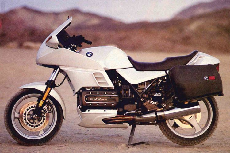 The 10 Best Bmw Motorcycles Of The 80s Bmw Motorcycles Motorcycle