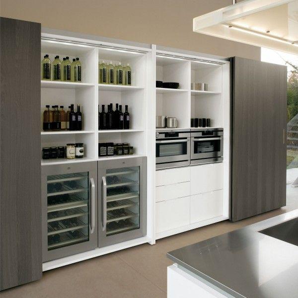 Cucina: la comodità dipende anche dall\'interno   Pinterest   Cucina ...