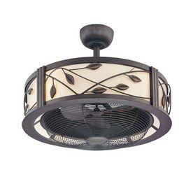 hidden ceiling fan