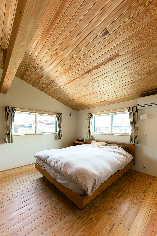 季節がめぐる庭が主役の家 |新潟で注文住宅 ナレッジライフの ...