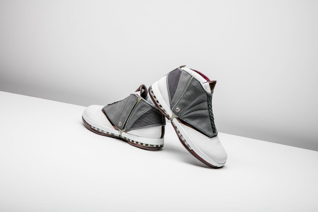quality design 8ca99 c69d1 Air Jordan 16 + Q M  Cherry Wood  Should Jordan Brand retro this color  way