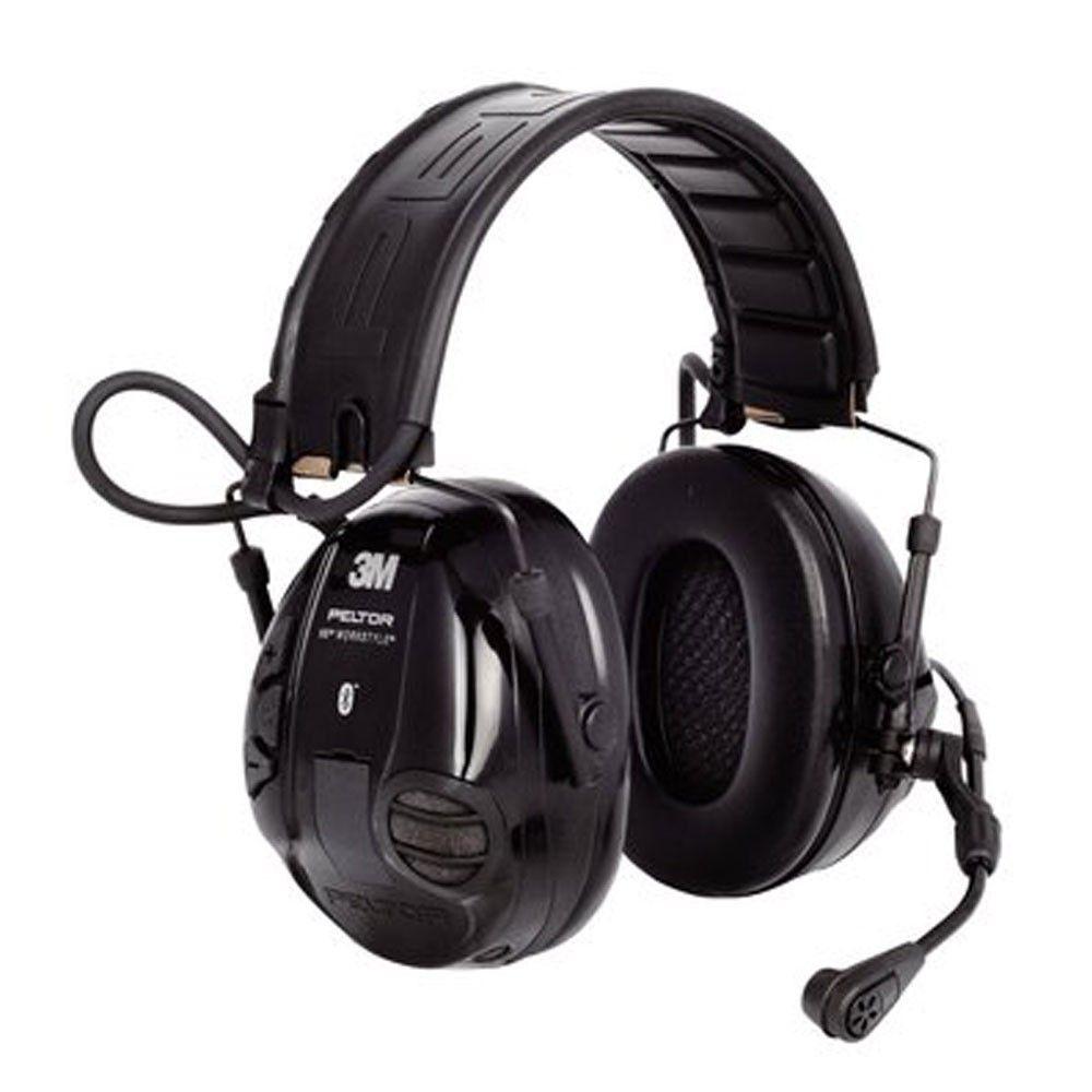 3m peltor ws100 bluetooth communications headset