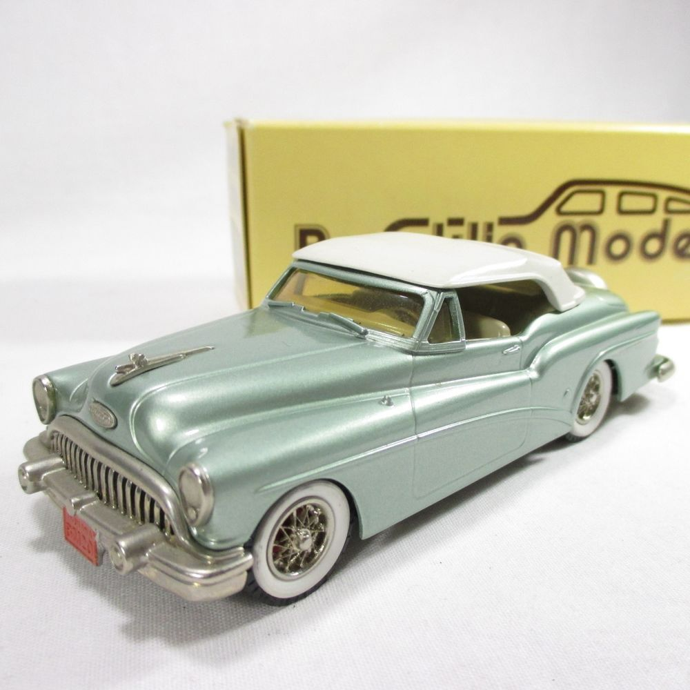 Brooklin 1 43 1953 Buick Skylark Diecast 20 Brooklin Brooklin