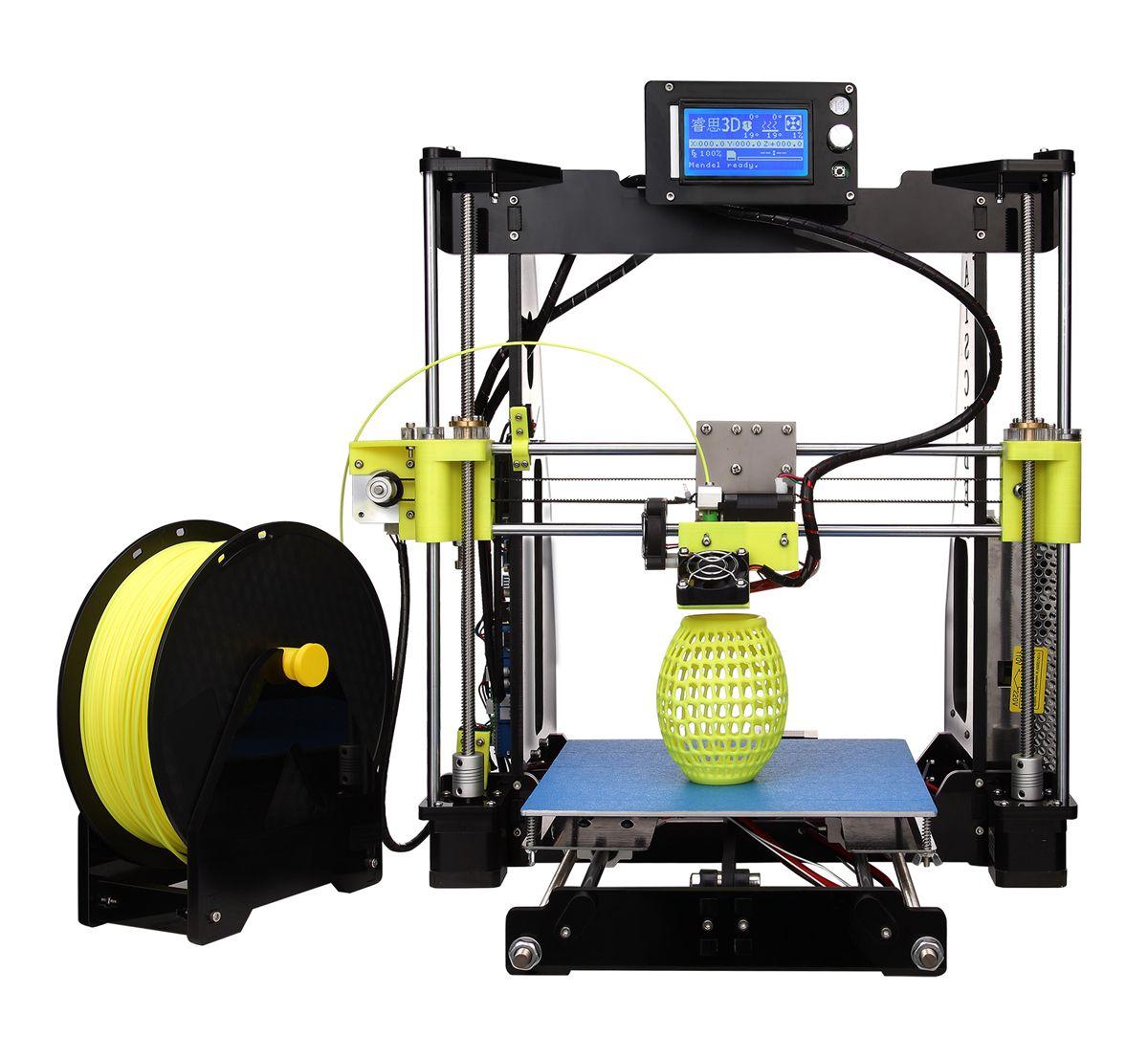 RAISCUBE R2 Prusa I3 DIY Impresora 3D 210 x 210 x 225 mm