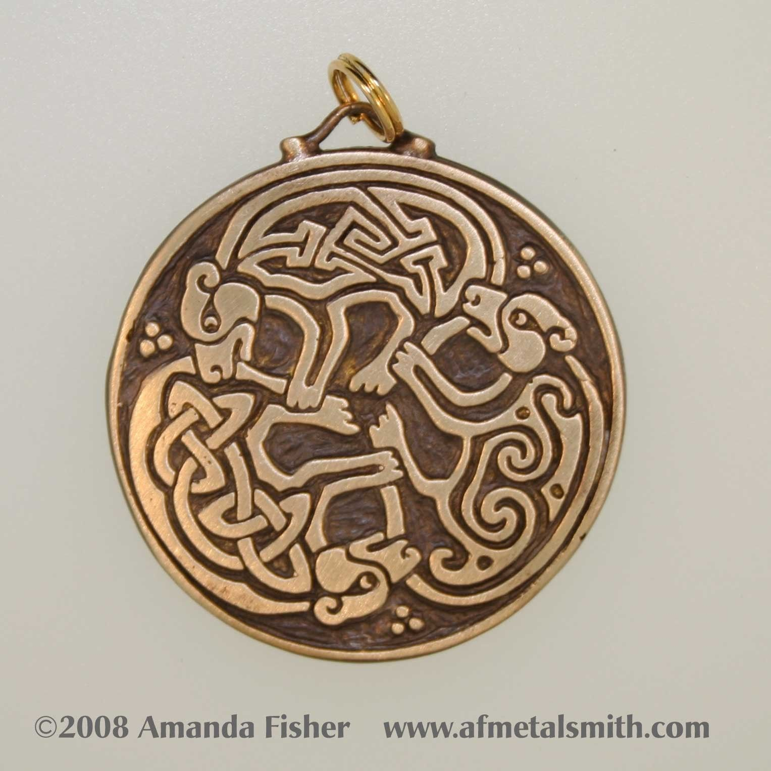 free shipping disk necklace inch watches orders jewelry product sterling overstock on disc triskele pendant silver celtic over chain sun box cgc