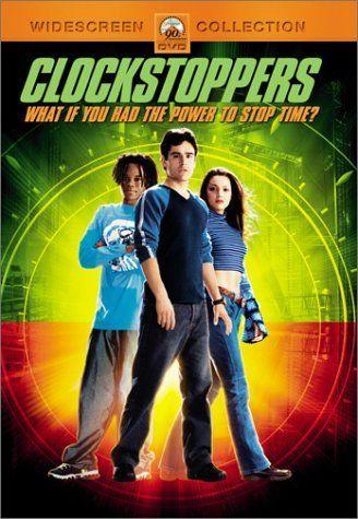 Clockstoppers Amazon Movies Movie Nerd Video On Demand