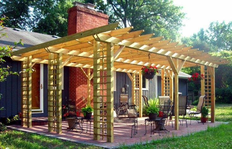 Mesmerizing Style Of Front Yard Pergola Outdoor Pergola Pergola Pergola Designs