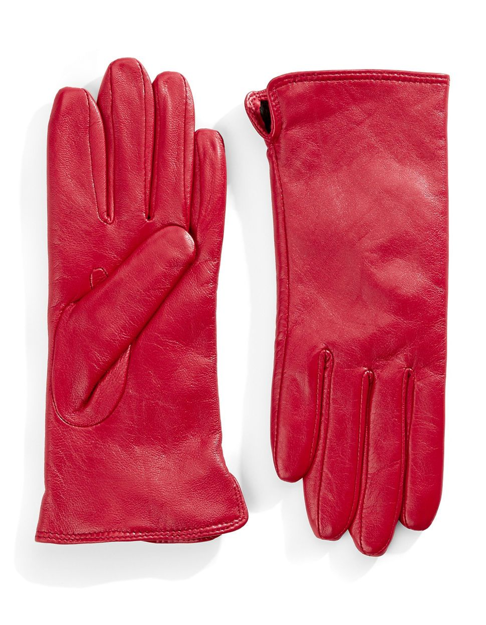 Jewellery & Accessories | Gloves | Faux Fur Lined Leather Gloves | Hudson's Bay