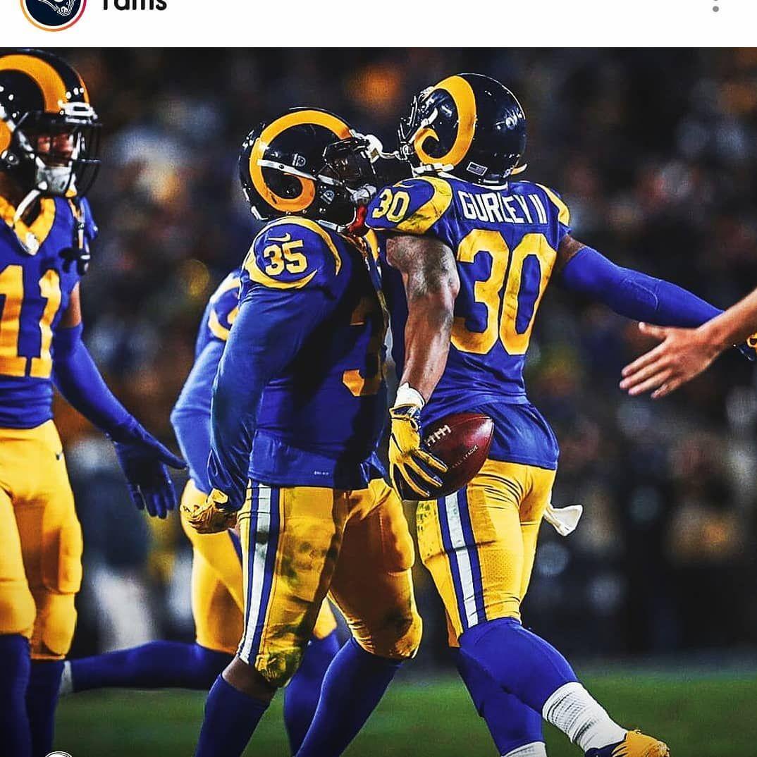 Pin On Los Angeles Rams