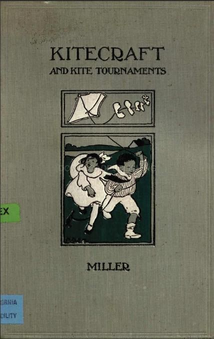 KITECRAFT HOW TO Make Build Kite by DownloadPublishing on Etsy