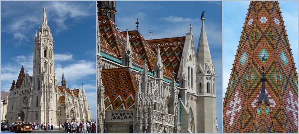 San Matías de Budapest.