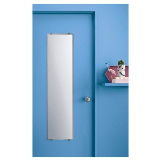 Rectangle Frameless Door Mirror Room Essentials Mirror Room Mirror Door Room Essentials