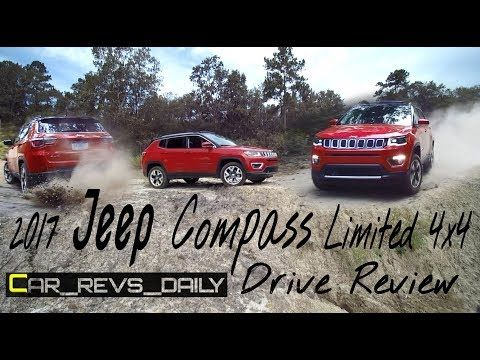 Video 2017 Jeep Compass Limited 4x4 Finds Bomb Crater Lake Jeep Compass Limited Jeep Compass 2017 Jeep Compass