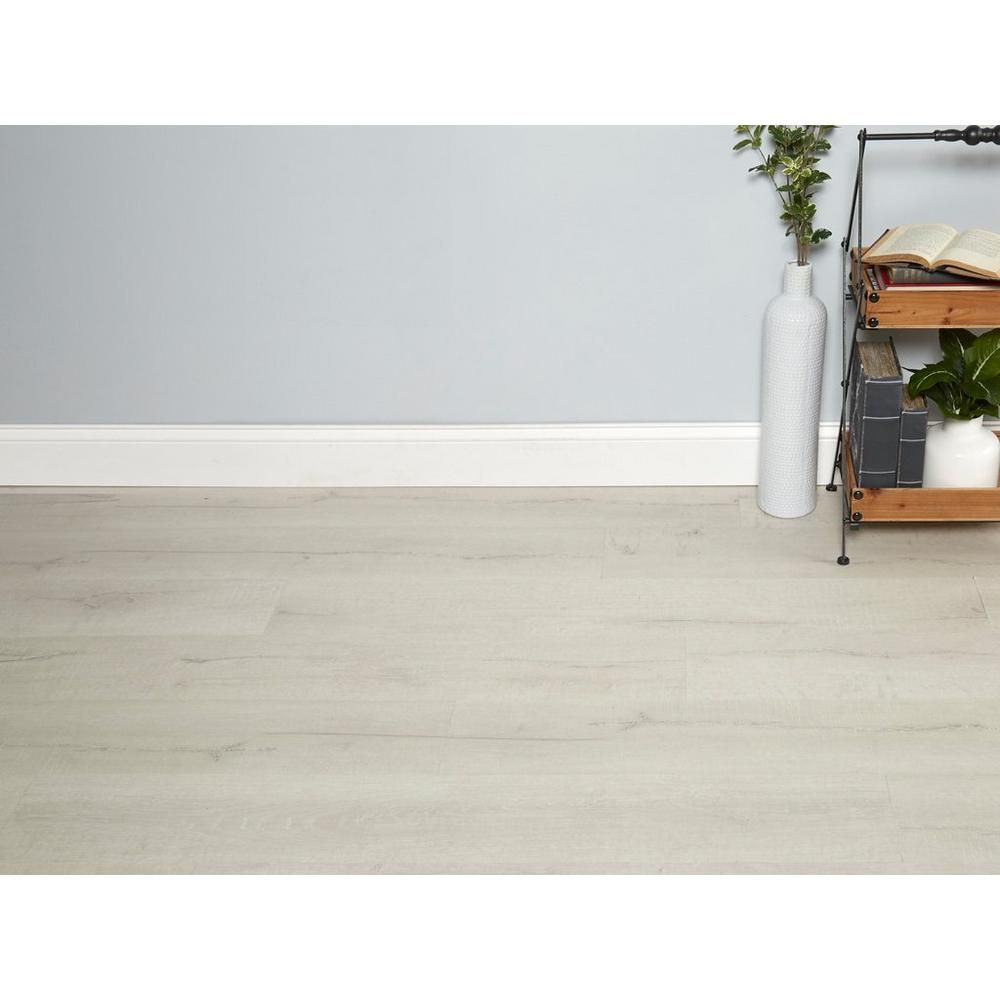 Nucore Glacier Wide Plank With Cork Back Floor Decor In 2020 Luxury Vinyl Plank Vinyl Plank Luxury Vinyl