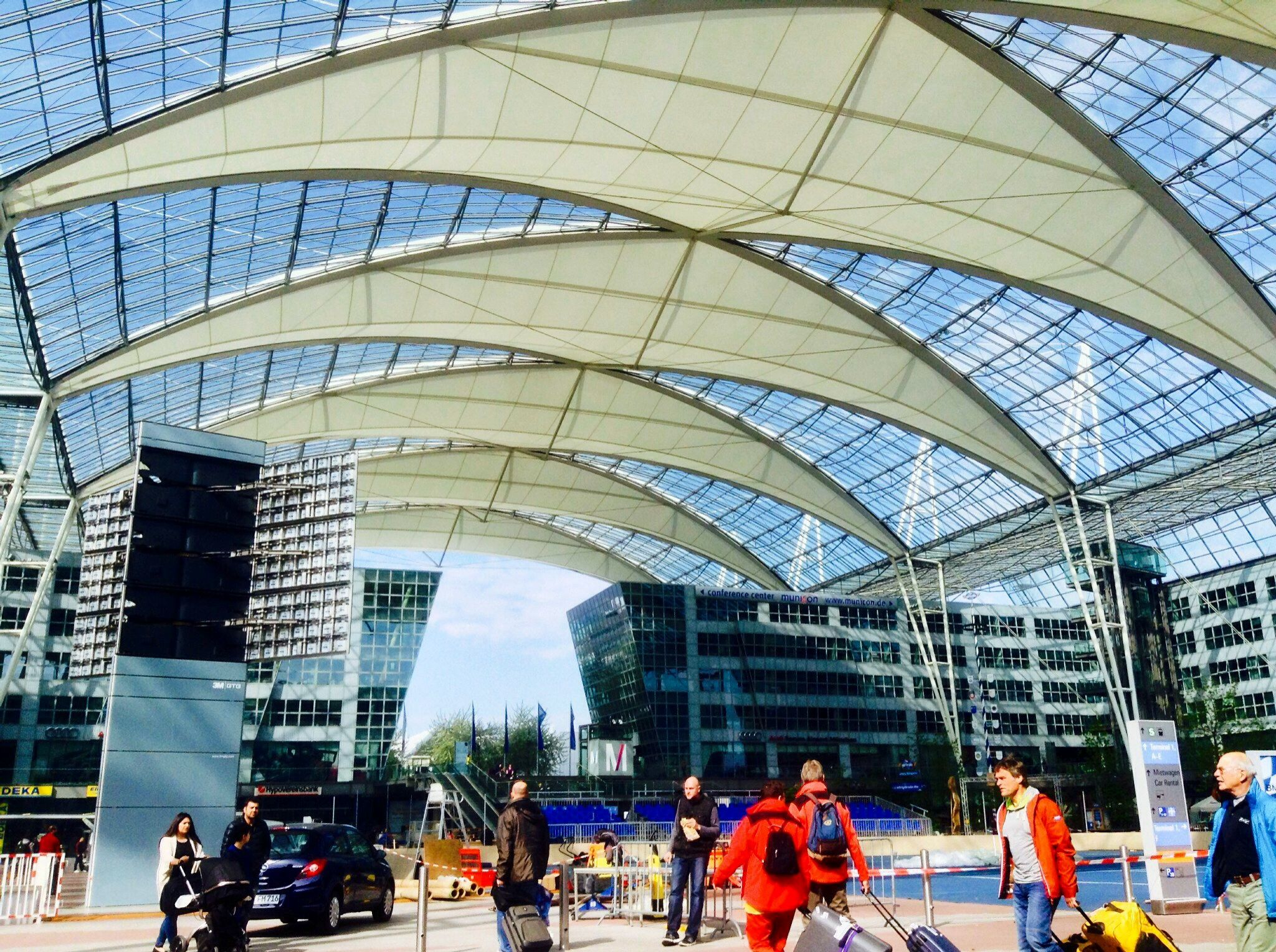 Munich International Airport Munich International Airport
