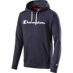 Photo of Champion men's hooded sweatshirt, size XXL in blue ChampionChampion