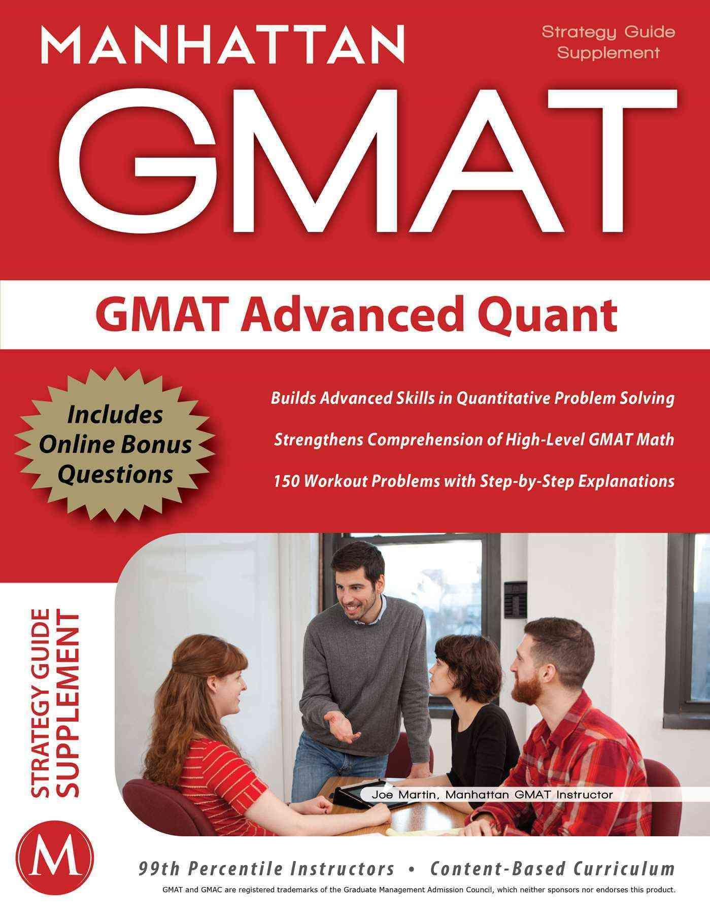 Manhattan Gmat Advanced Gmat Quant