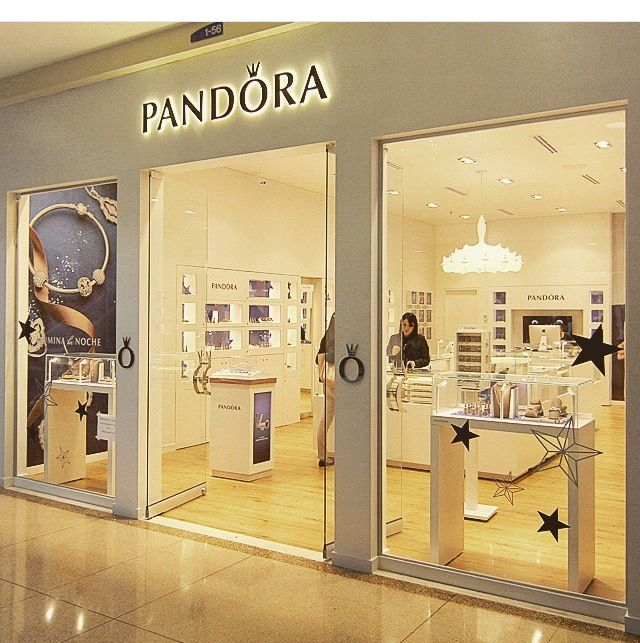 Pandora Store, Pandora
