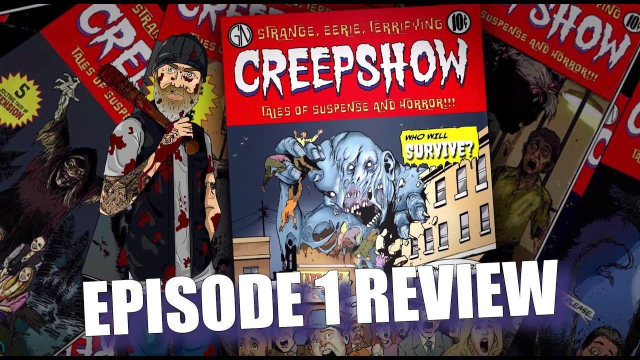 CREEPSHOW SERIES Episode 1 Review (No Spoilers) Gray