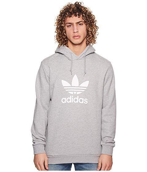 adidas originals shop, adidas Sweatshirt medium grey Herren