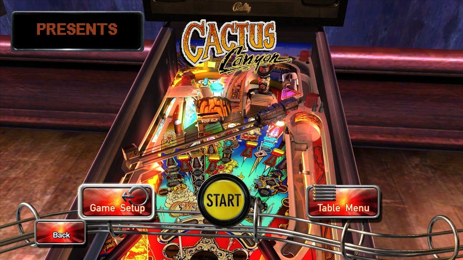 Review Pinball Arcade Cactus Canyon FelipeJuega Arcade