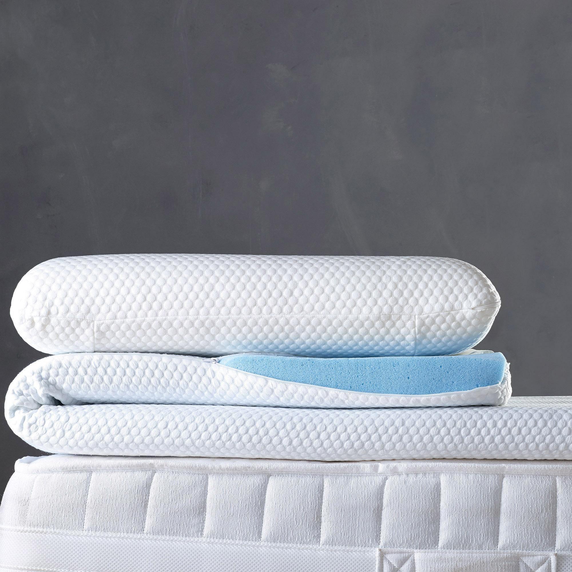 Gel Fusion Memory Foam Pillow In 2020 Memory Foam Pillow Foam