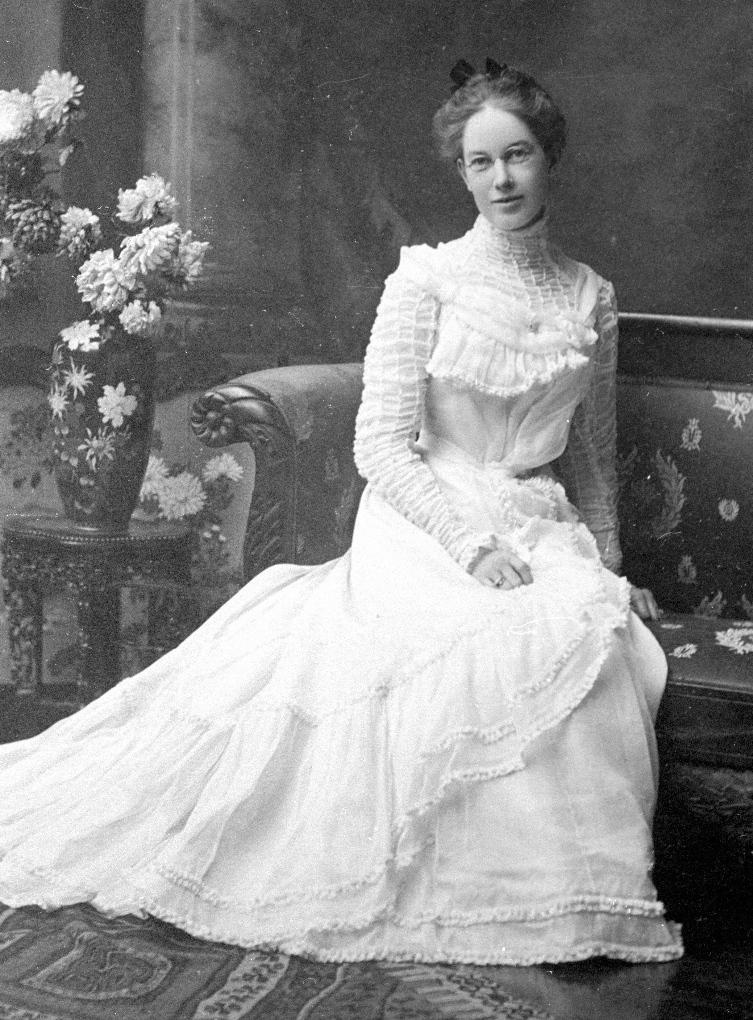 1900s Wedding Buscar Con Google Wedding Dresses 1900 Wedding