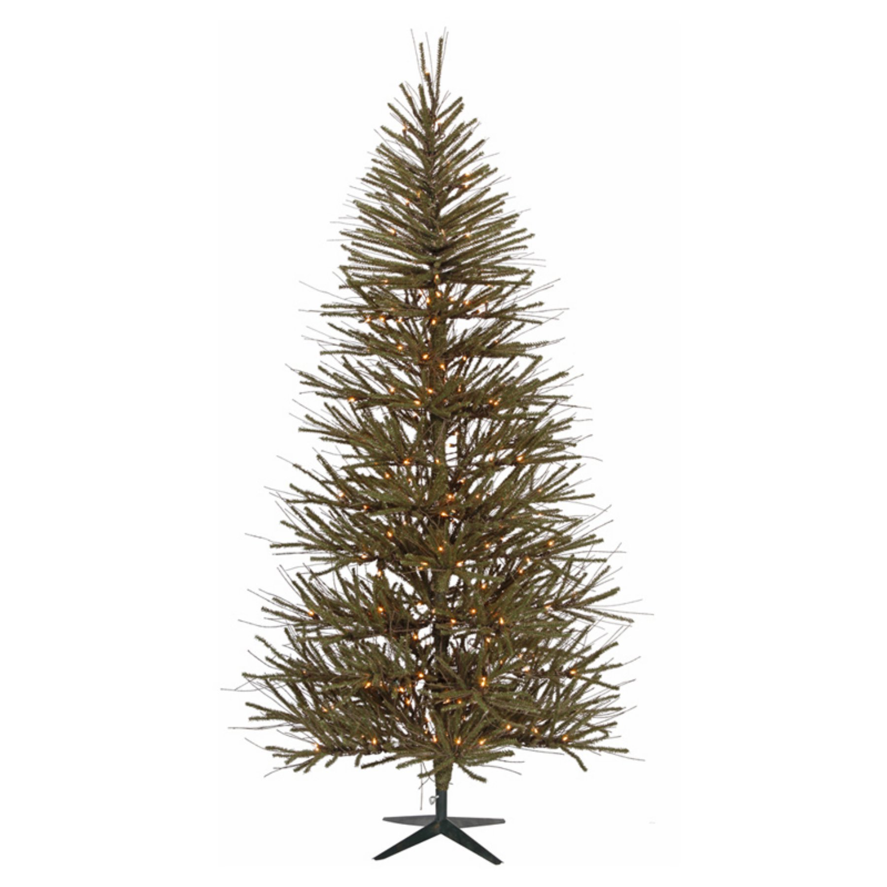 Vickerman 10 Ft Vienna Twig Artificial Pre Lit Christmas Tree Twig Christmas Tree Christmas Tree Clear Lights Slim Artificial Christmas Trees