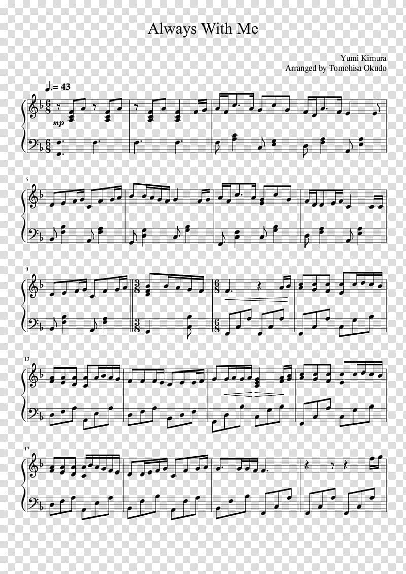 Music sheet music clipart - Sunny 95