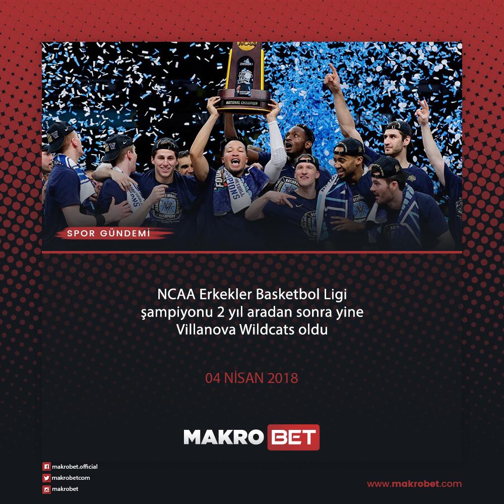 Amerikan Üniversite Sporları Federasyonu (NCAA) Erkekler
