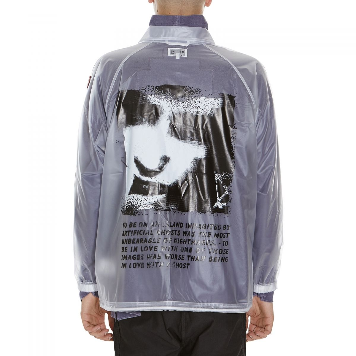 T shirt design 2 zeixs - Cav Empt Cav Empt X Showstudio X Machine A Pvc Jacket Jackets Slam Jam
