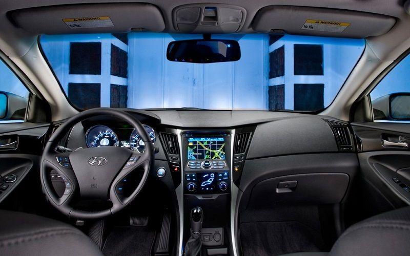 Superior 2014 Hyundai Sonata Interior