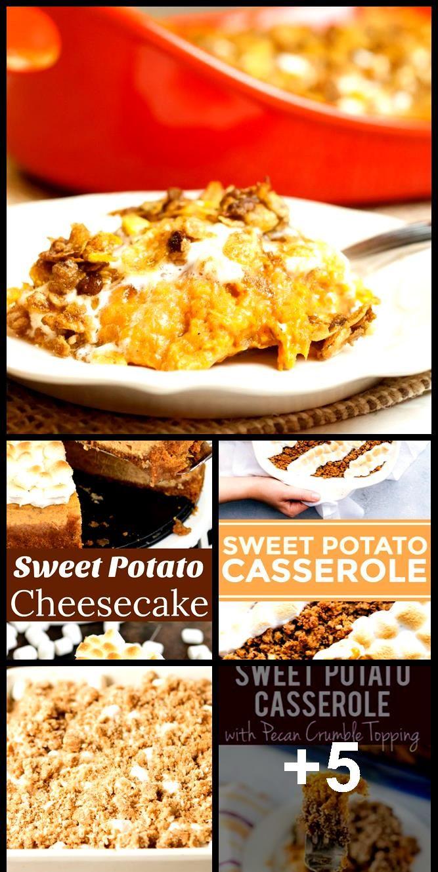Your Free DIY Sweet Potato Casserole #sweetpotatocasserole