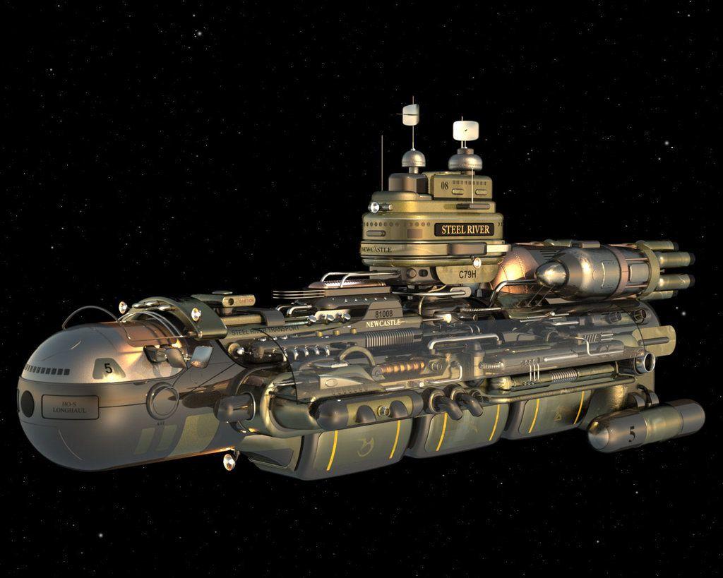 CargoTransport by kceg.deviantart.com on @DeviantArt