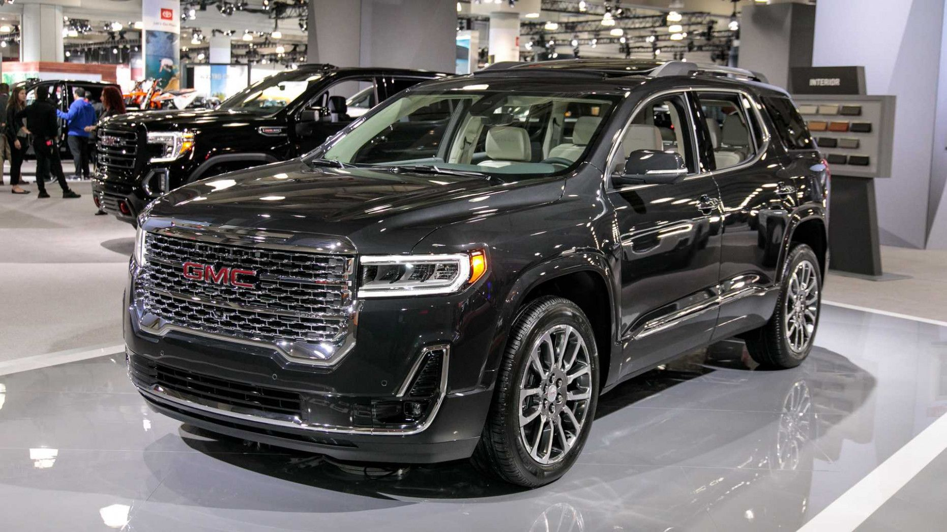 2020 Gmc Acadia Slt 2 In 2020 Acadia Denali Gmc Vehicles Suv