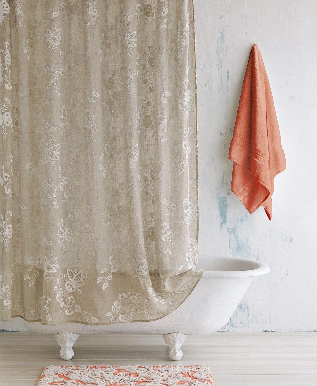 John Robshaw Pasak Shower Curtain Reviews Shower Curtains